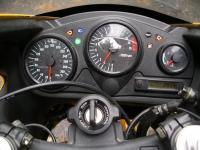 Honda CBR600 F4 guages