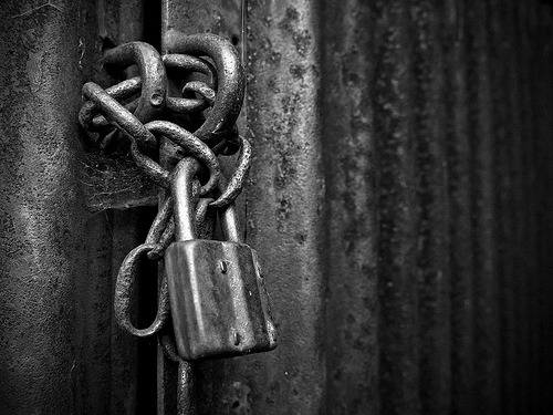 wordpress security lock