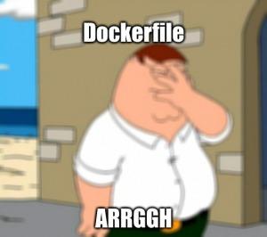 Dockerfile ARG