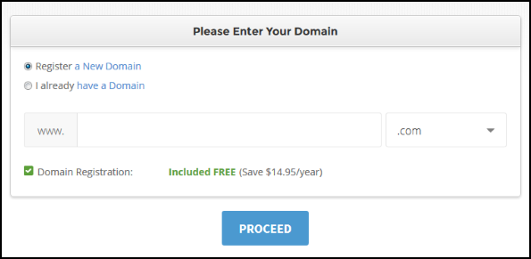 How to Start a Blog - Picking Your Domain Name