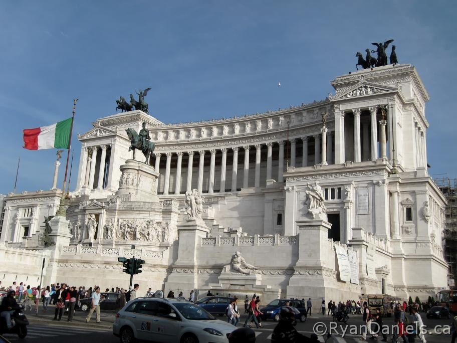 Europe 2010 - Italy